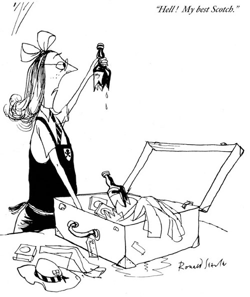 rip ronald searle