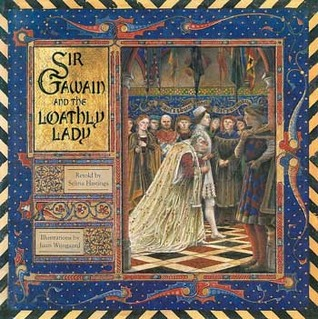 sir gawain and the loathly lady � cover rarest kind of best