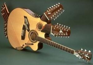 Crazy Guitar