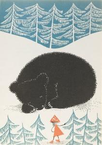 Illus. by Zdzisław Witwicki for Z przygód krasnala Hałabały, 1960From the collection of Hipopotam