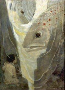 illustration by Jessie Willcox Smith, 1916