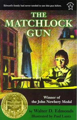 The-Matchlock-Gun