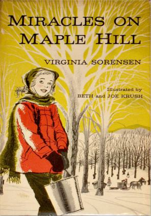 Miracles_on_Maple_Hill_1956_cover
