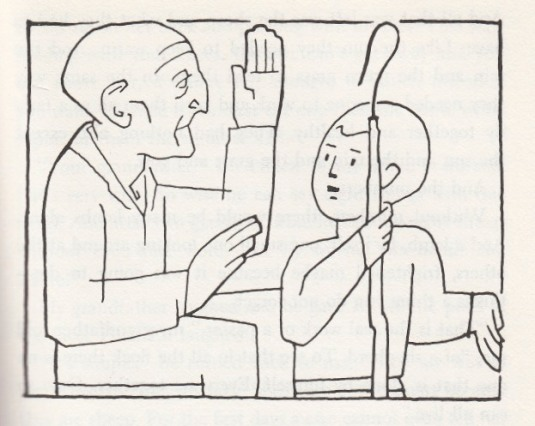 "Illustration by Jean Charlot; from ""...And Now Miguel"" by Joseph Krumgold"